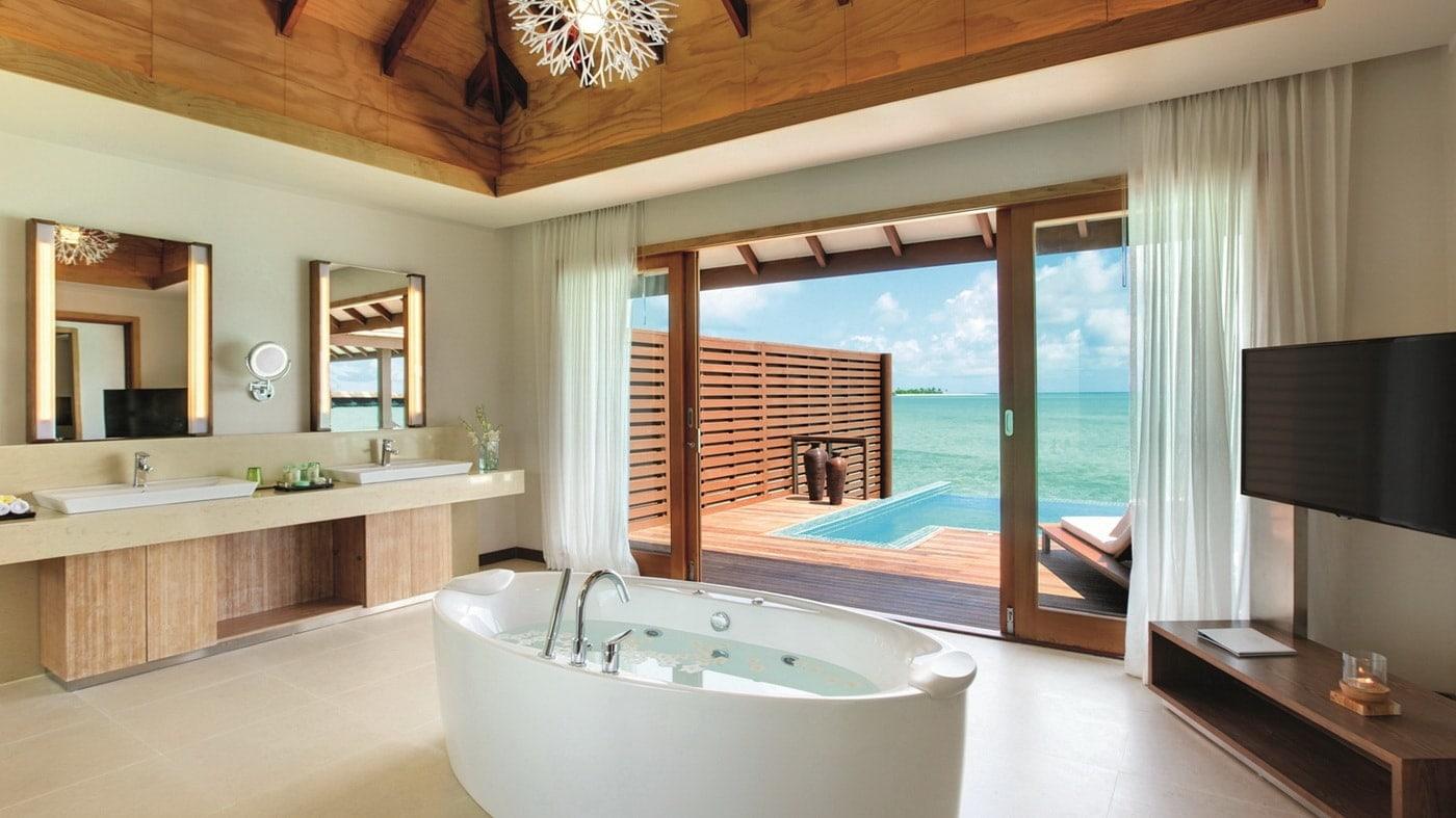 (c) Hideaway Beach Resort & Spa at Dhonakulhi / Malediven