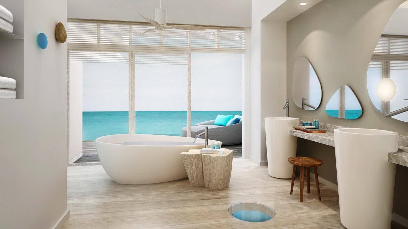 LUX* South Ari Atoll / Malediven (c) LUX* Resorts & Hotels