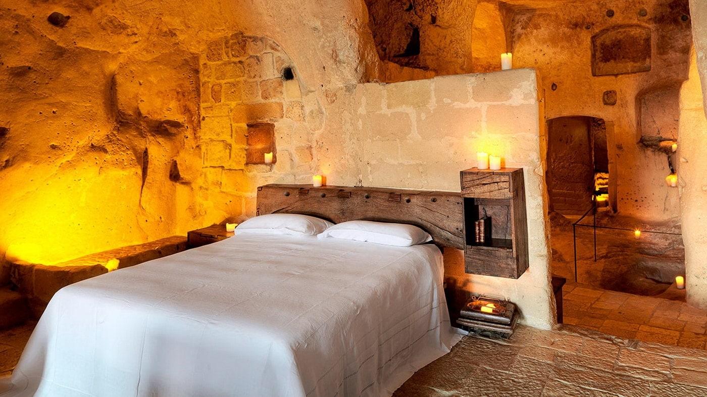Sextantio Le Grotte della Civita / Matera (c) Dertour