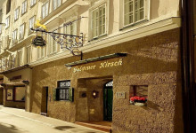 Bild von Salzburg: Neuer Look für das traditionsreiche Hotel Goldener Hirsch