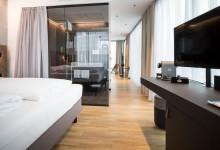 Bild von Salzburg: Neues Hotel im zweithöchsten Gebäude der Stadt