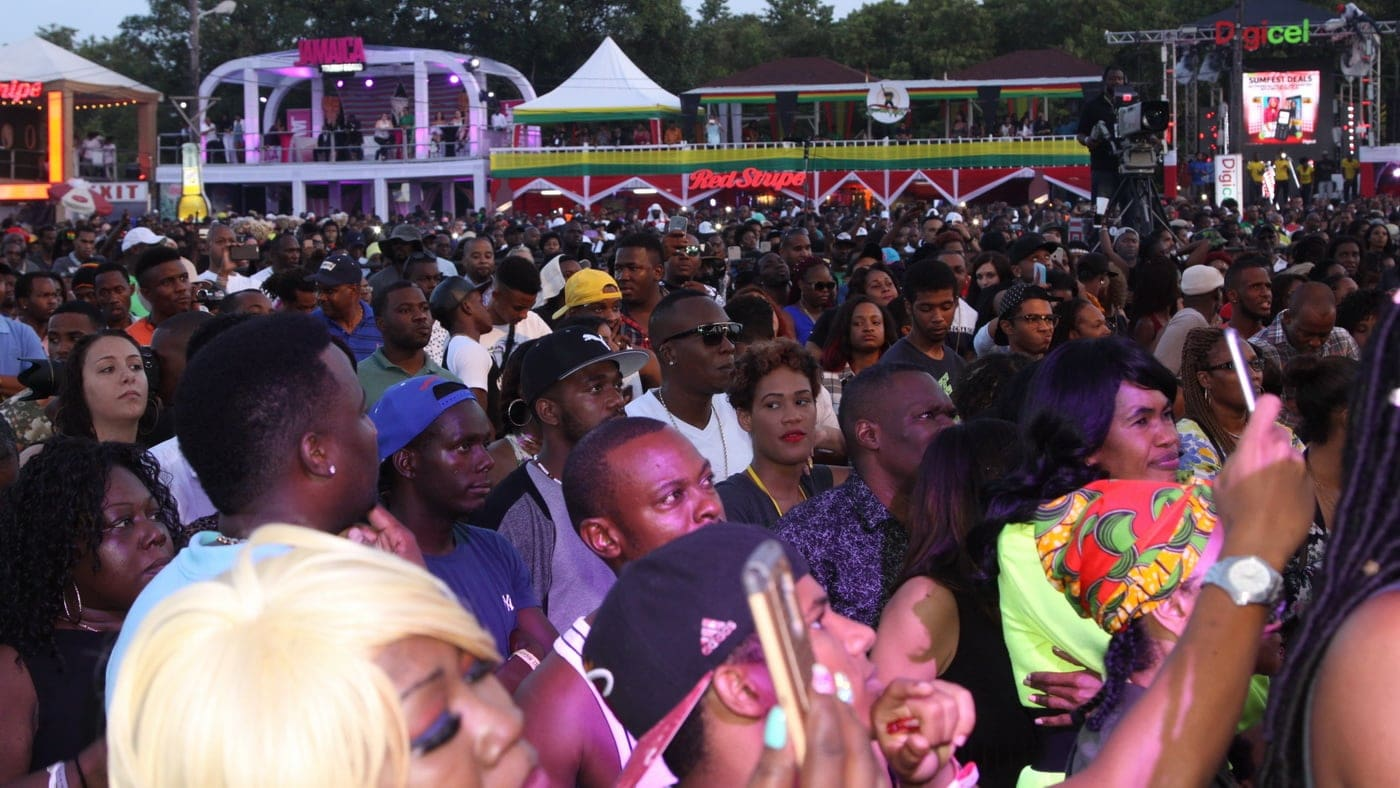 Image result for images of crowd at sumfest 2018