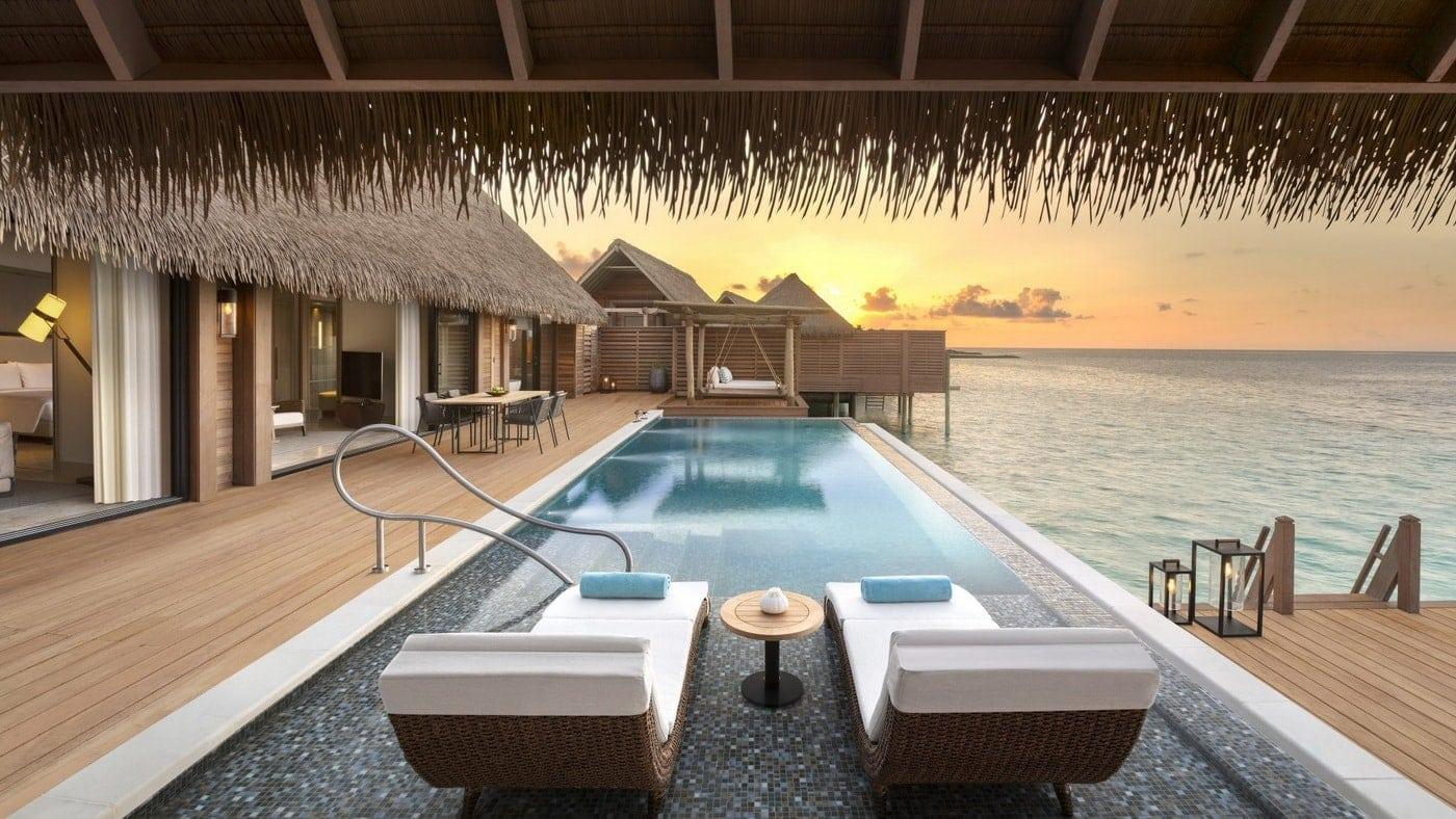 Waldorf Astoria Maldives Ithaafushi (c) Waldorf Astoria Hotels & Resorts