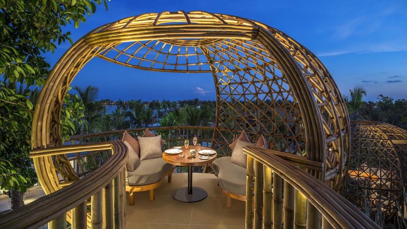 """Restaurant """"Terra"""" / Waldorf Astoria Maldives Ithaafushi (c) Waldorf Astoria Hotels & Resorts"""