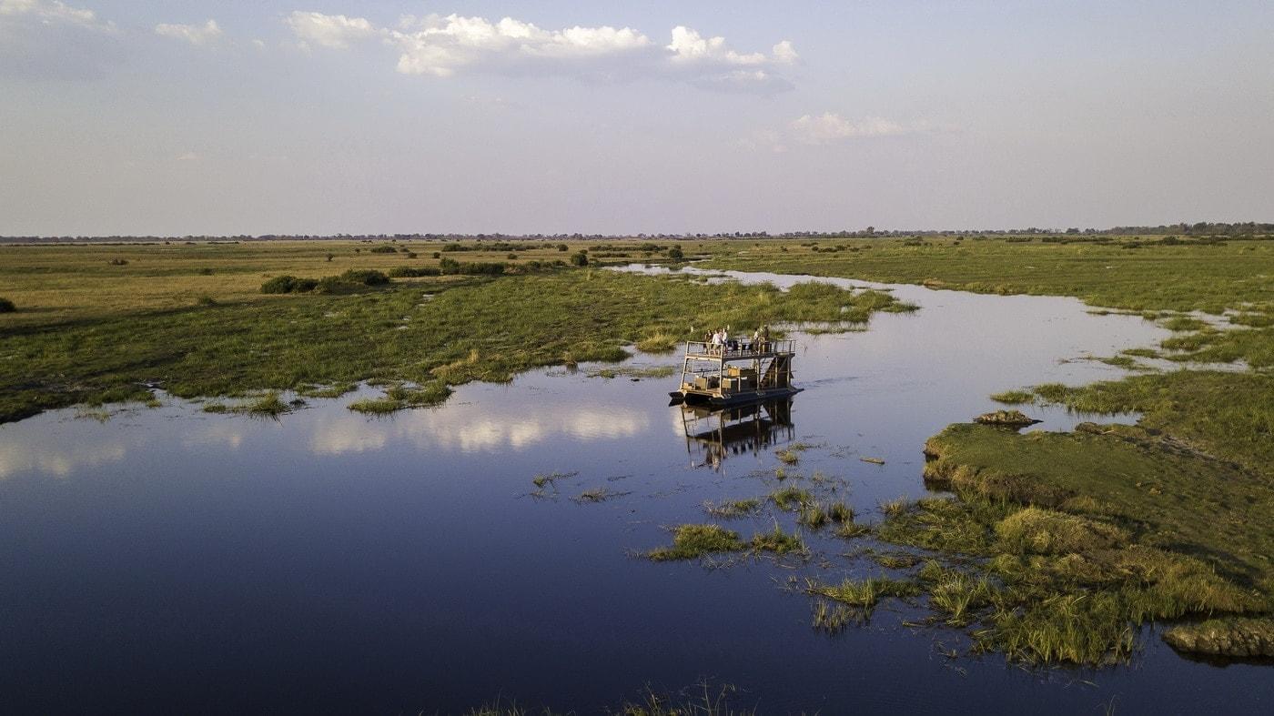 Kings Pool Camp / Botswana (c) Wilderness Safaris / Dana Allen