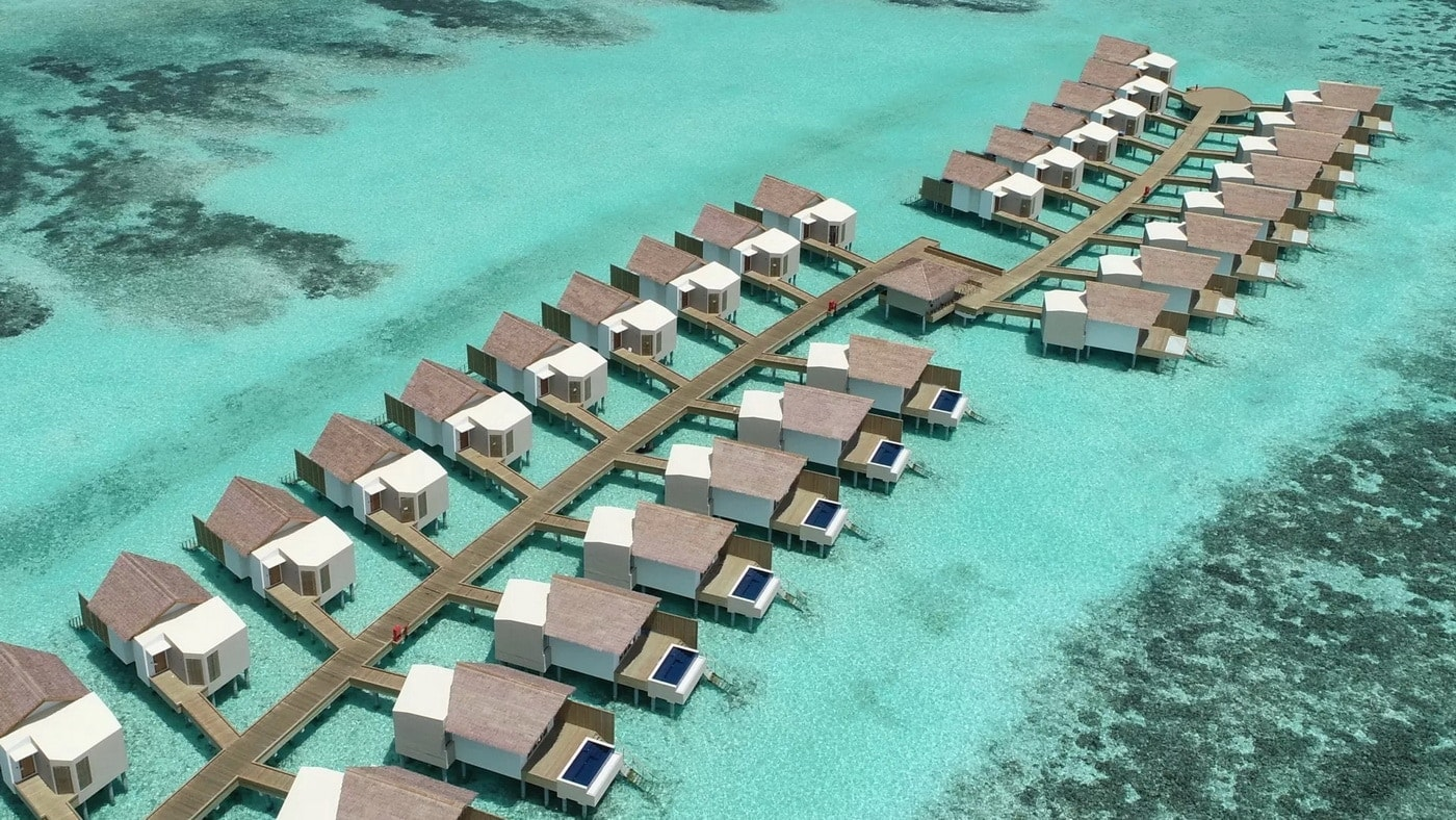 (c) Hard Rock Hotel Maldives