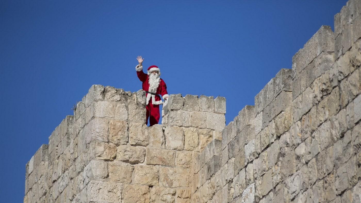 Weihnachten Israel