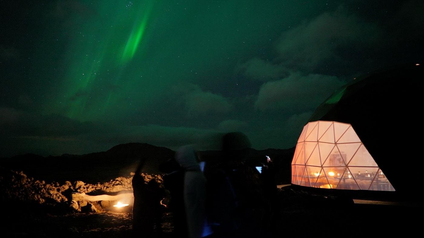 Aurora Basecamp Island