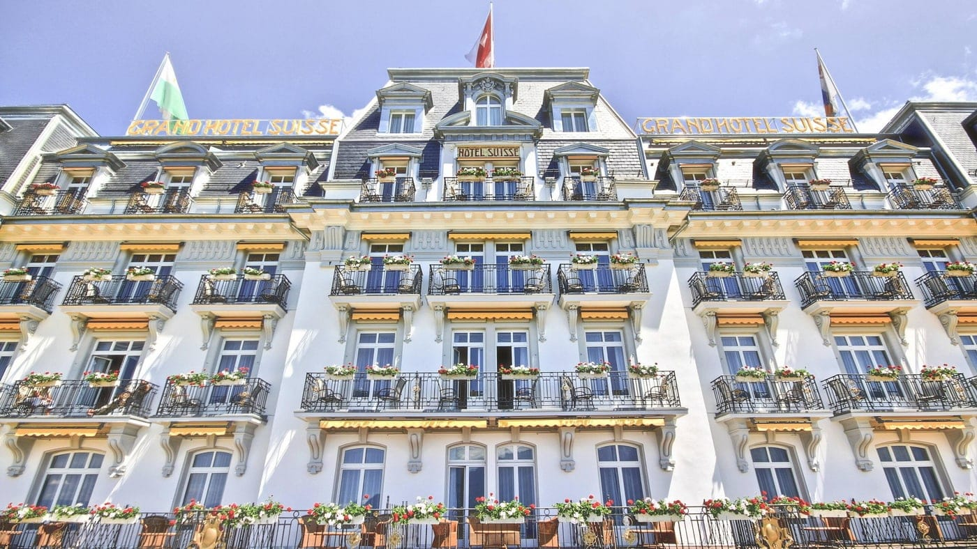 Grand Hotel Suisse Montreux