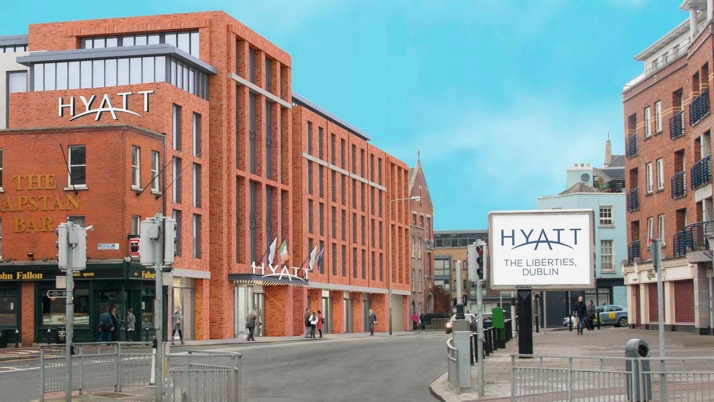Hyatt Centric The Liberties Dublin