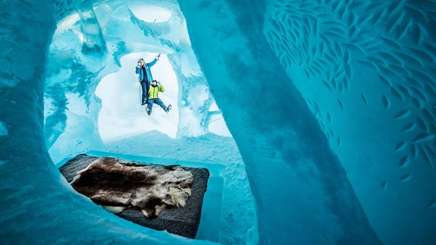 Icehotel Schweden
