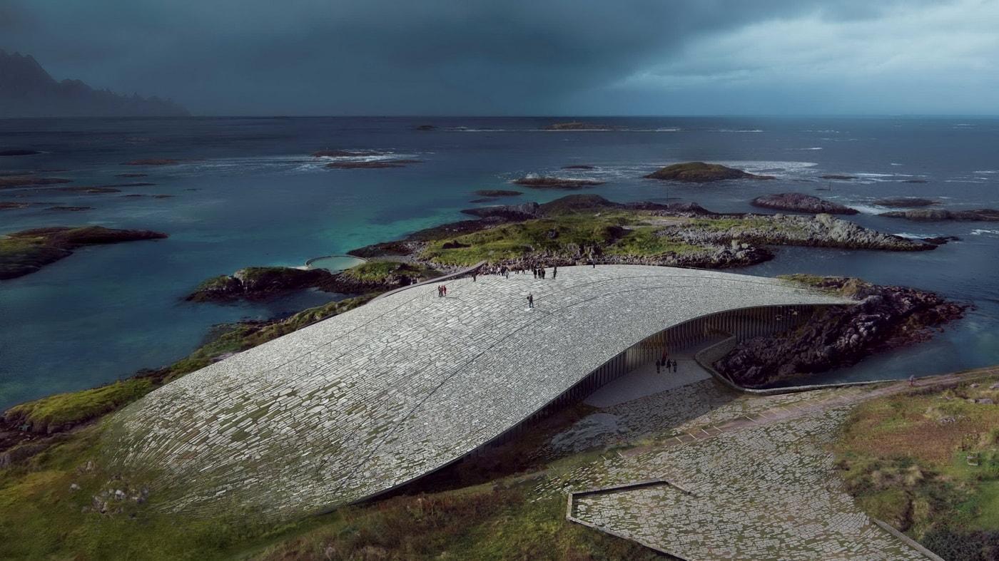 The Whale Norwegen