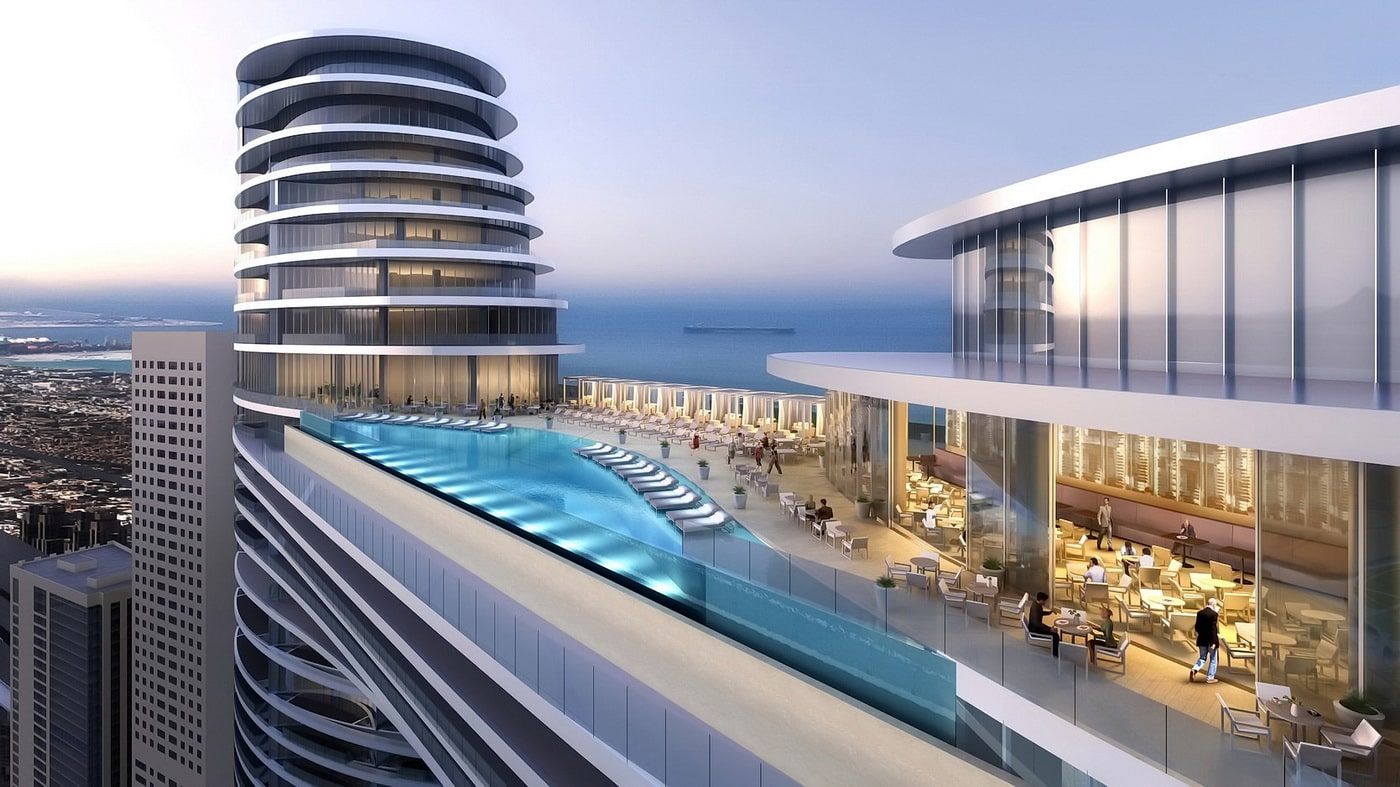 Address Sky View / Dubai (c) Emaar