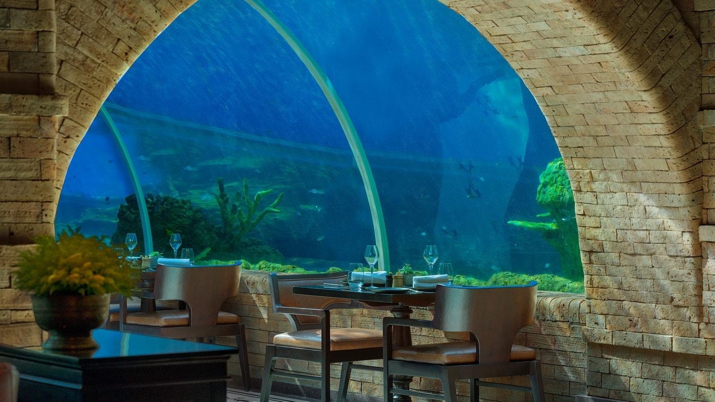 Bali Aquarium-Restaurant