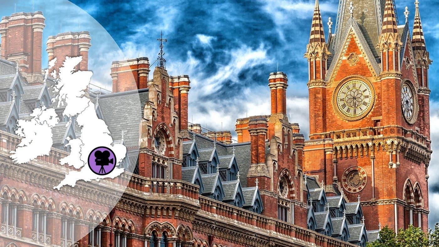 Travel Guide Harry Potter