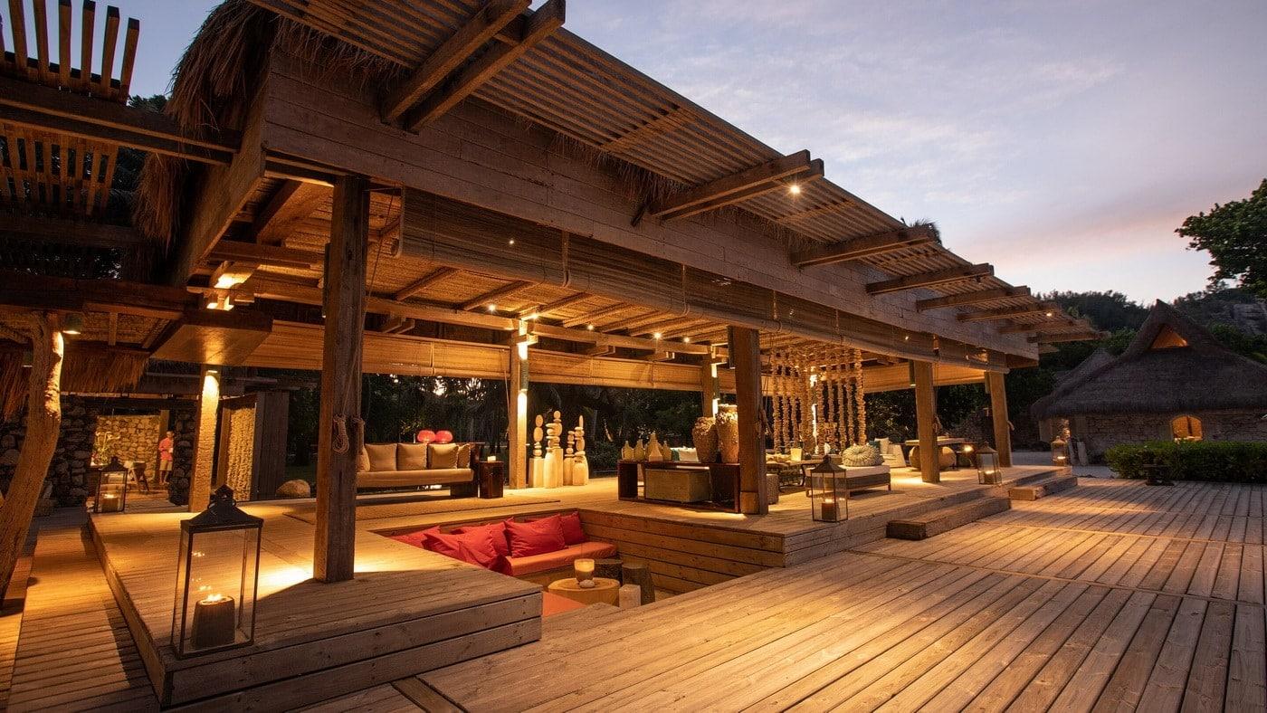 North Island Resort Seychellen