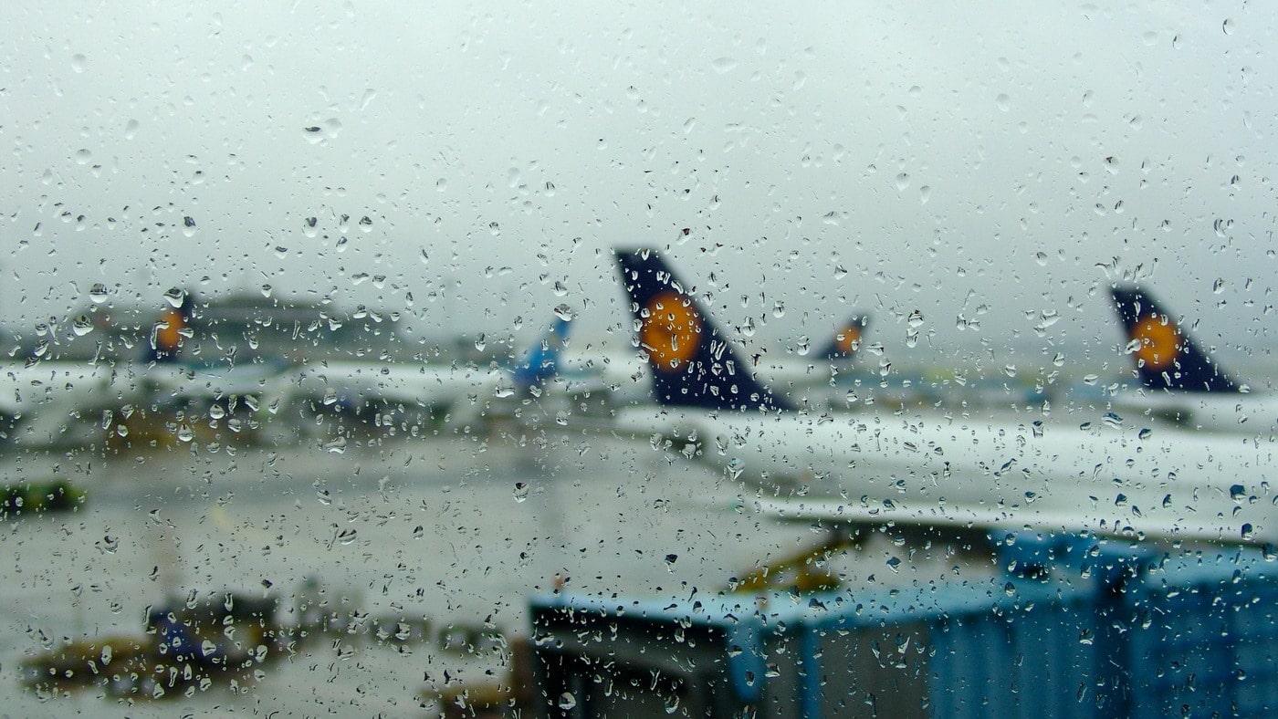 Sturm Passagiere Rechte