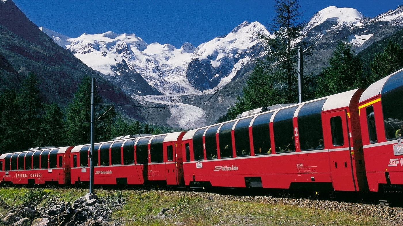 Gotthard-Bernina-Rundreise