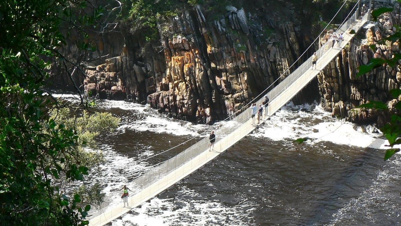 Storms River Bridge / Tsitsikamma Nationalpark (c) pixabay