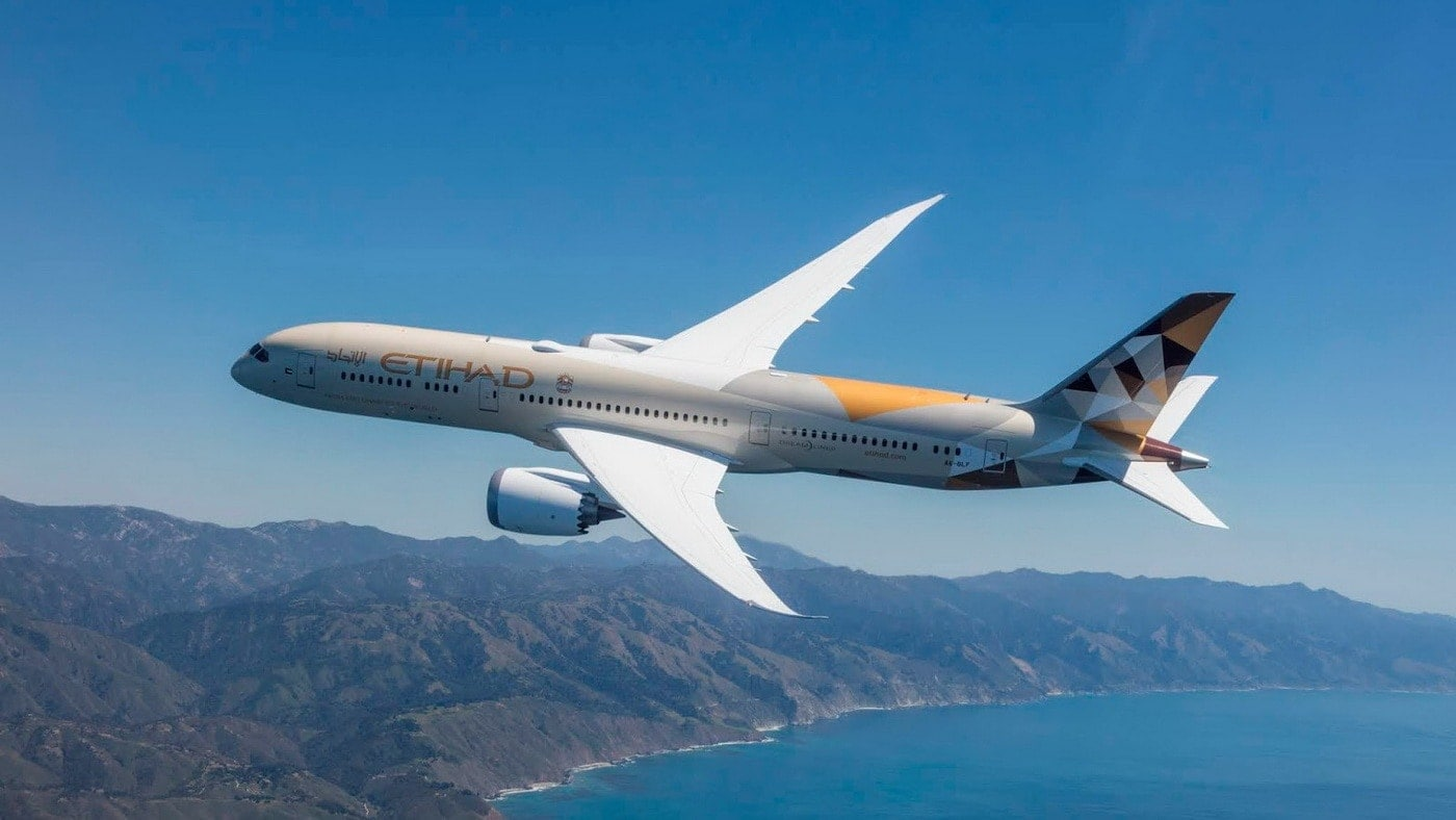 Etihad Airways Wien