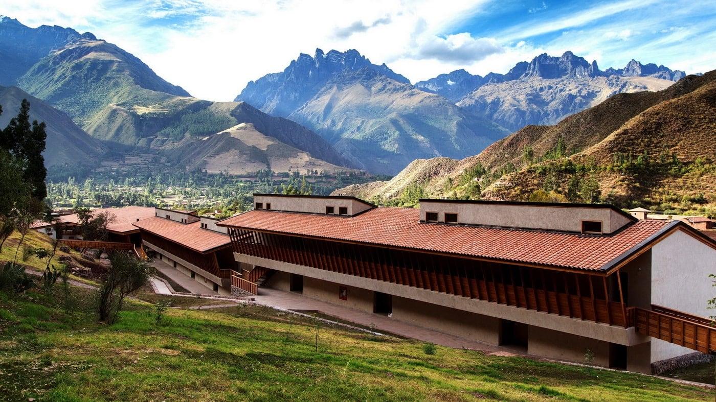 Peru Hotels Luxus Natur