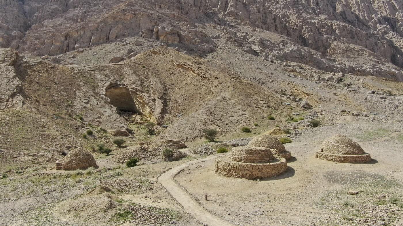 Jebel Hafit Abu Dhabi