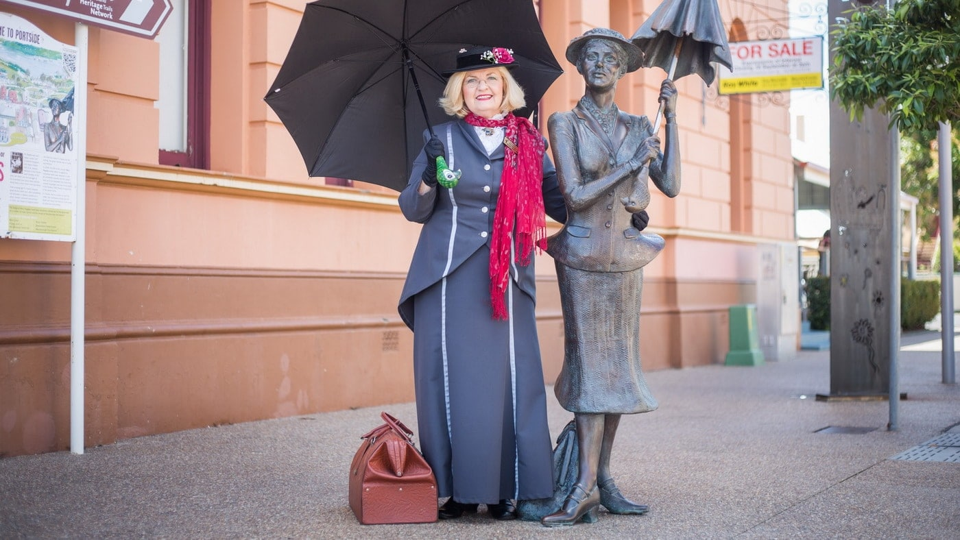 Queensland Mary Poppins