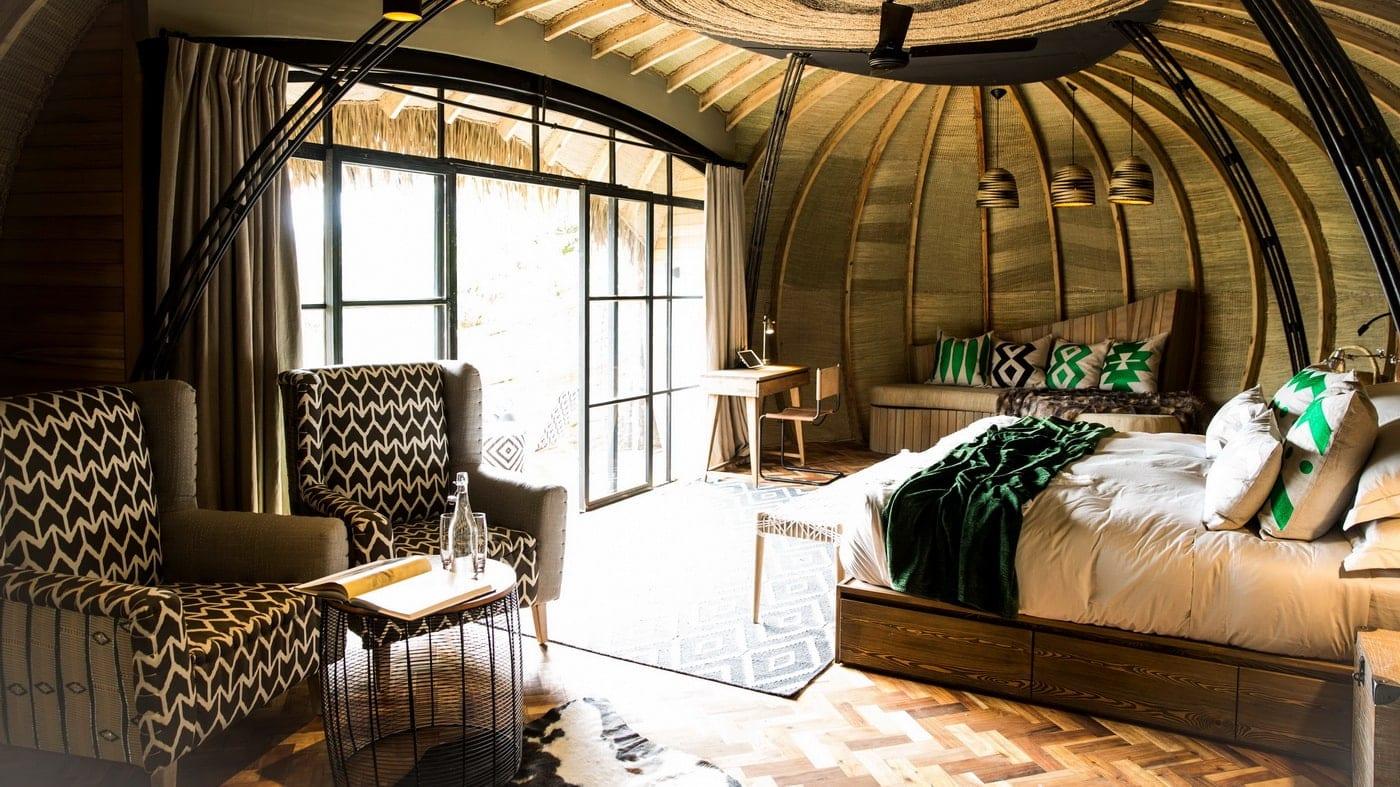Bisate Lodge / Ruanda (c) Wilderness Safaris / David Crookes