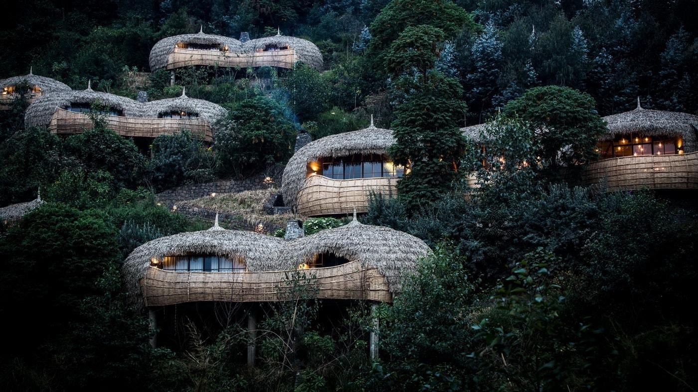 Bisate Lodge / Ruanda (c) Wilderness Safaris / Dana Allen