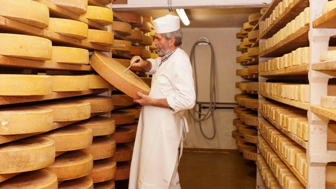 Wildschönau Käse