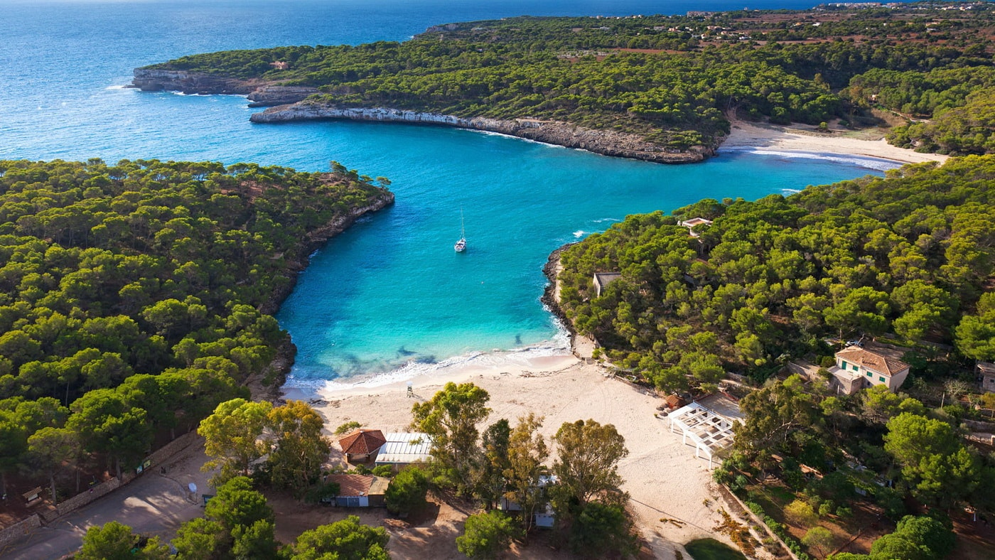 Strandleben Mallorca 2020