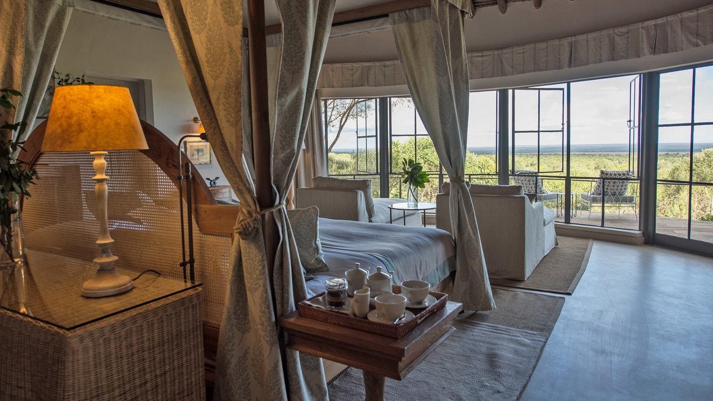 Mugie House / Kenia (c) Govenors' Camp Collection / Alisa Bowen