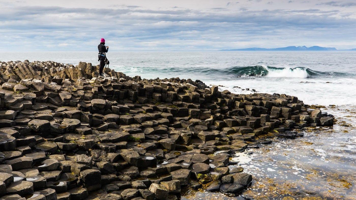 Wanderungen auf Island