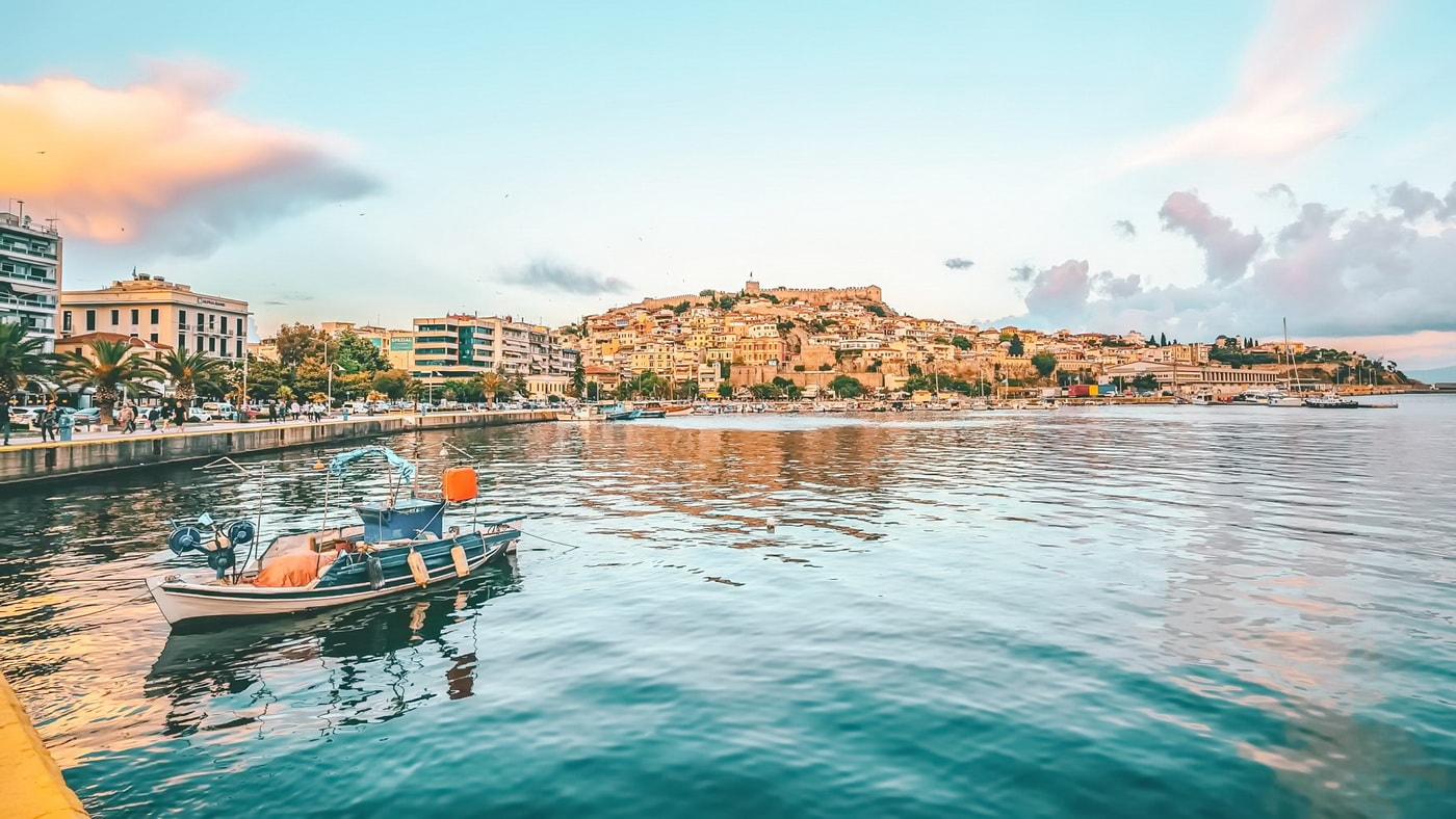 Kavala (c) Discover Greece
