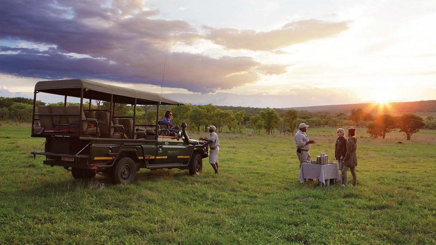 Matetsi River Lodge / Simbabwe (c) andBeyond