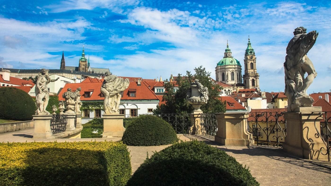 Prag virtuelle Spaziergänge