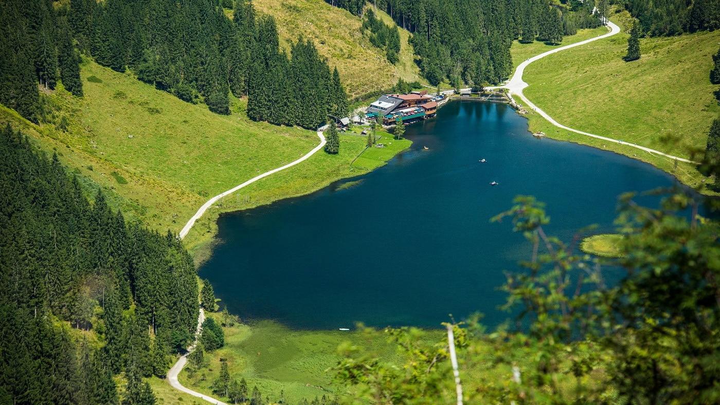Steirischer Bodensee (c) TVB Haus-Aich-Goessenberg / Rene Eduard Perhab