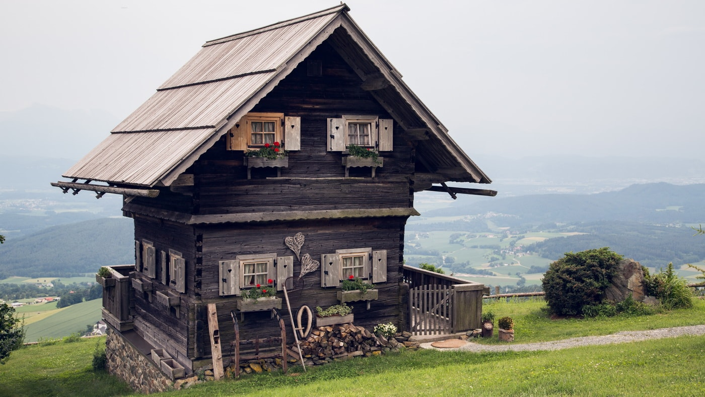 Österreich ungewöhnliche Unterkünfte