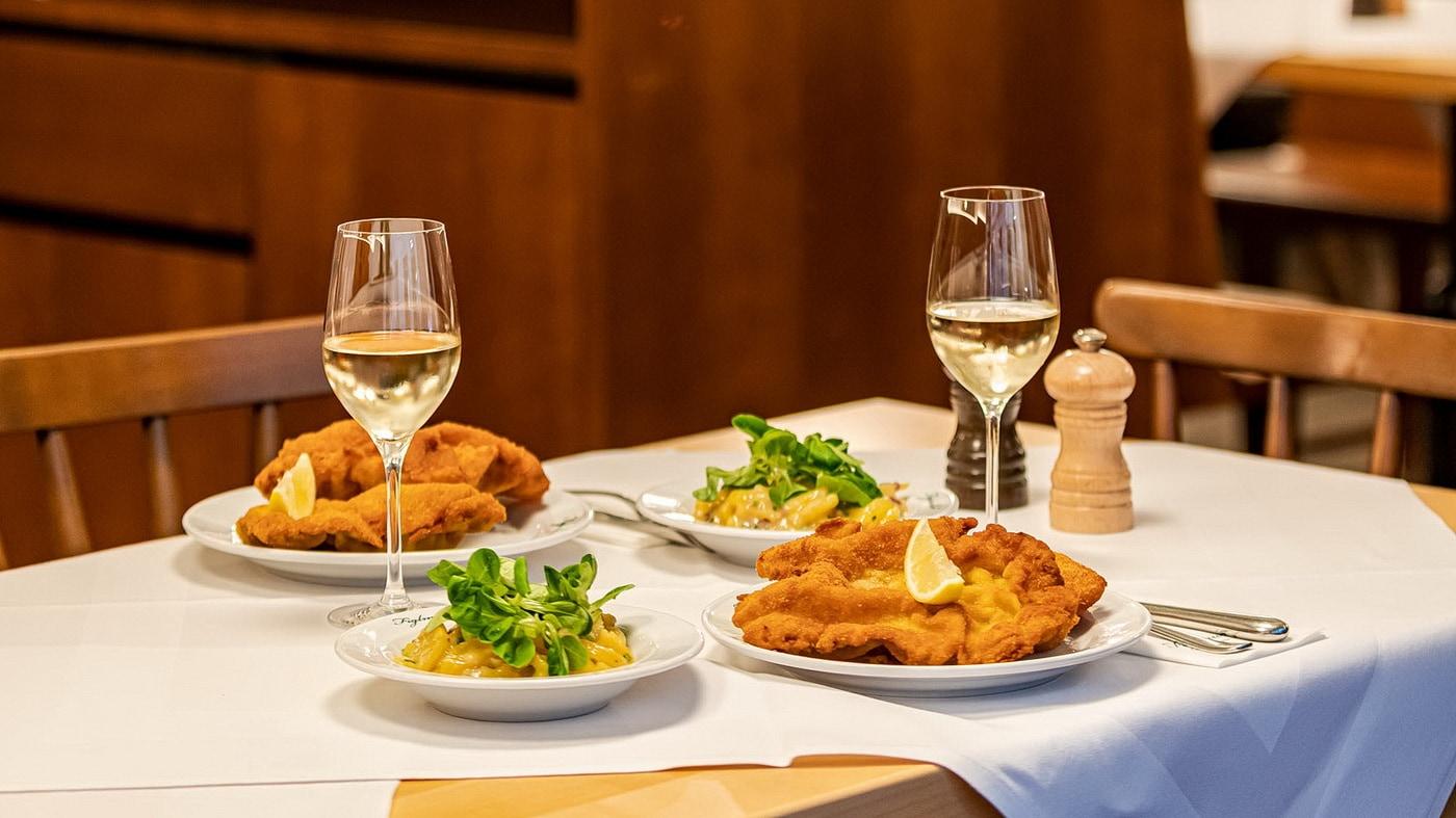 Figlmüller Wiener Schnitzel