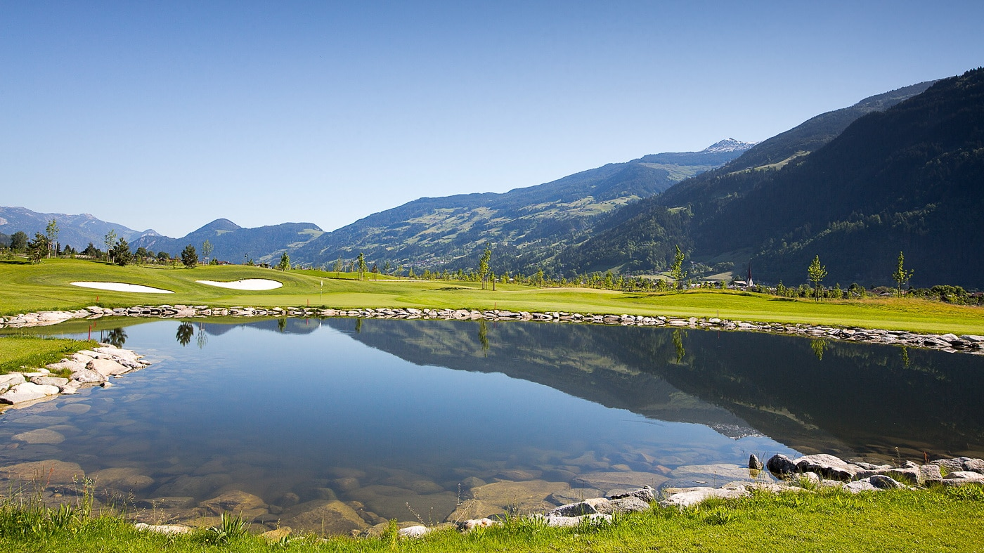 (c) Golfclub Zillertal-Uderns / Beckna Photo