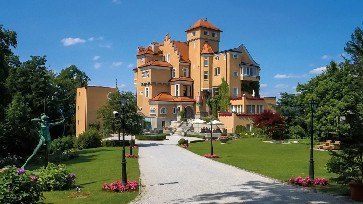 Schloss Mönchstein Michelin-Stern