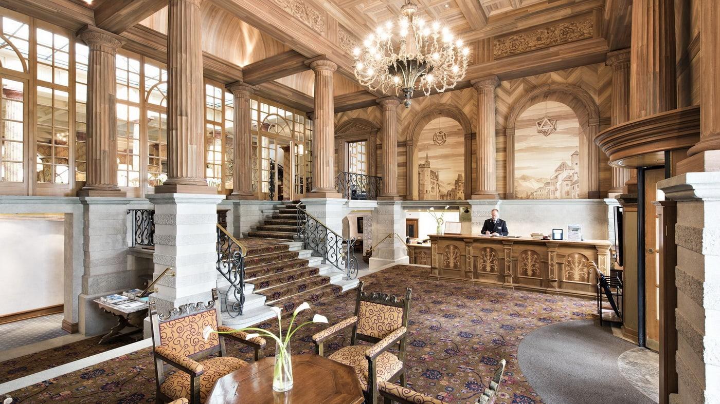 Grand Hotels Schweiz