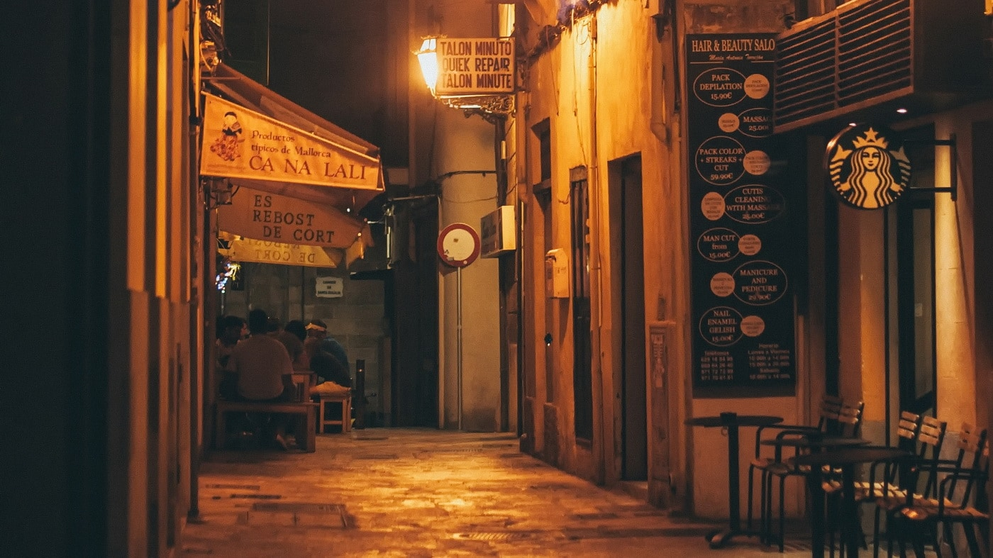 Palma de Mallorca (c) unsplash / Eddie Carolina Stigson