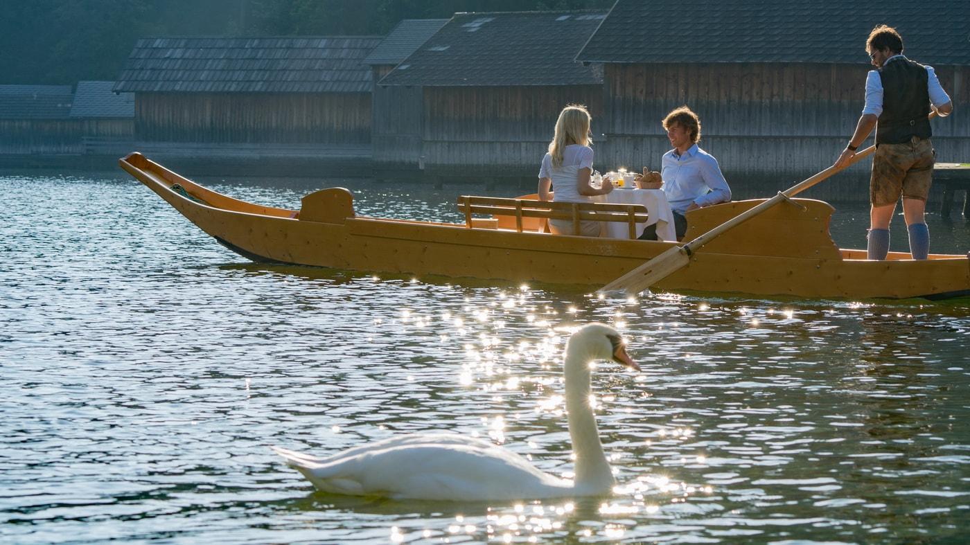 Österreich Romantik-Kreuzfahrten