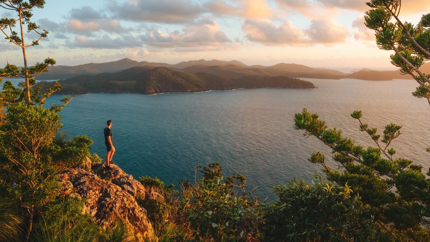 Whitsundays James Cook