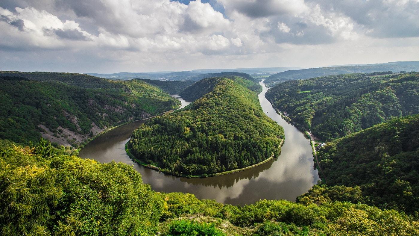 Saarschleife / Deutschland (c) pixabay