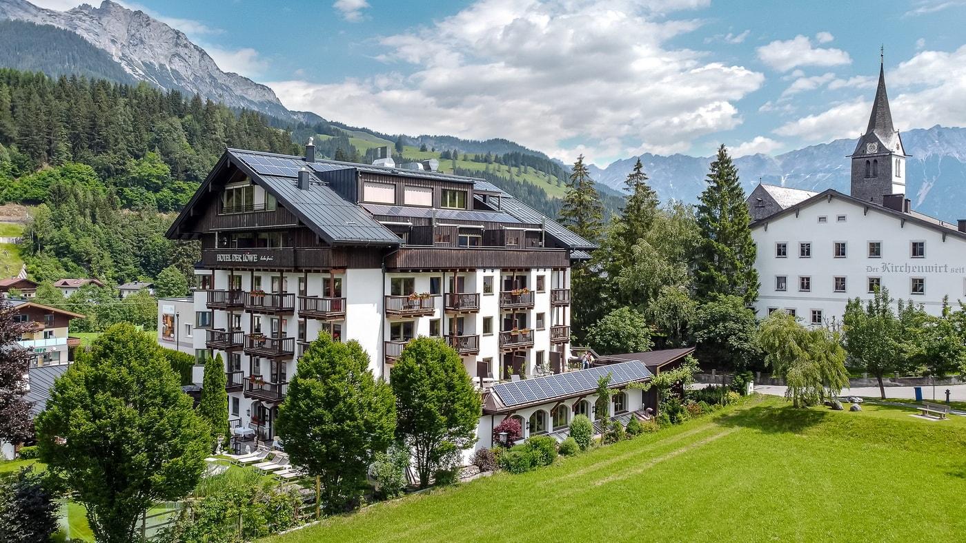 Hotel der Löwe Leogang