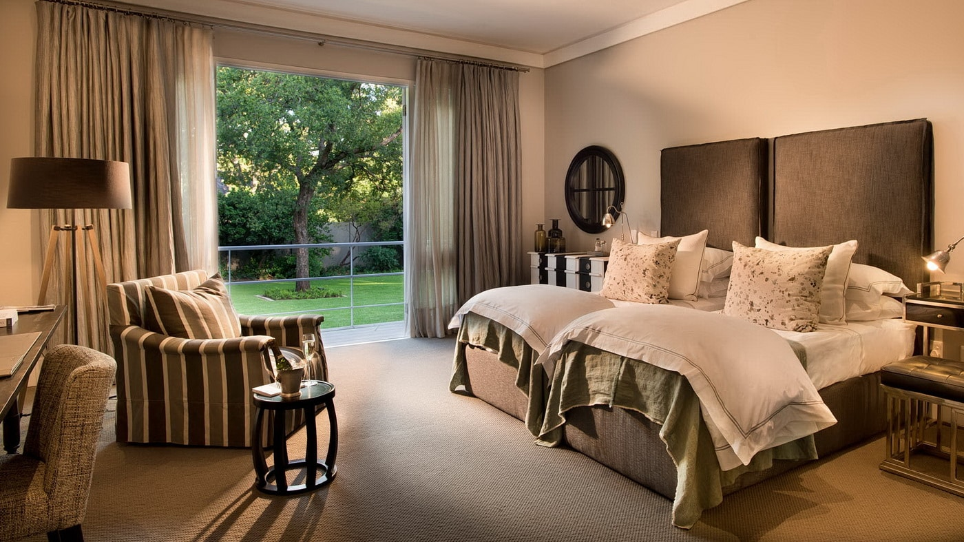 AtholPlace House / Johannesburg (c) Morukuru Family