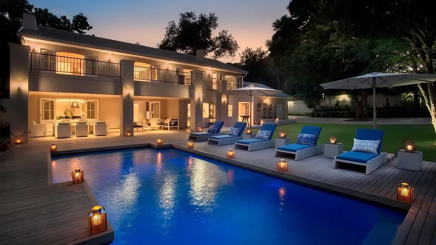 AtholPlace Villa / Johannesburg (c) Morukuru Family