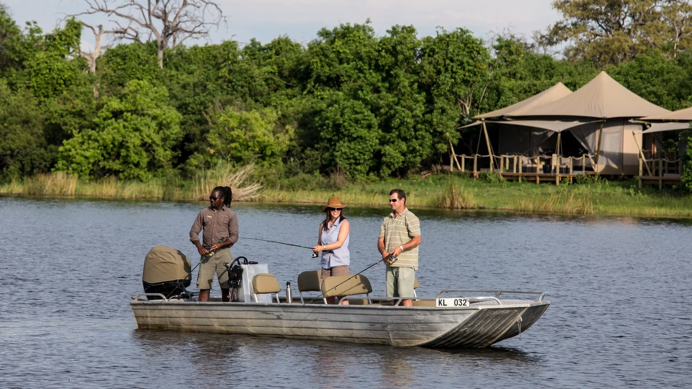 DumaTau Camp / Botswana (c) Wilderness Safaris